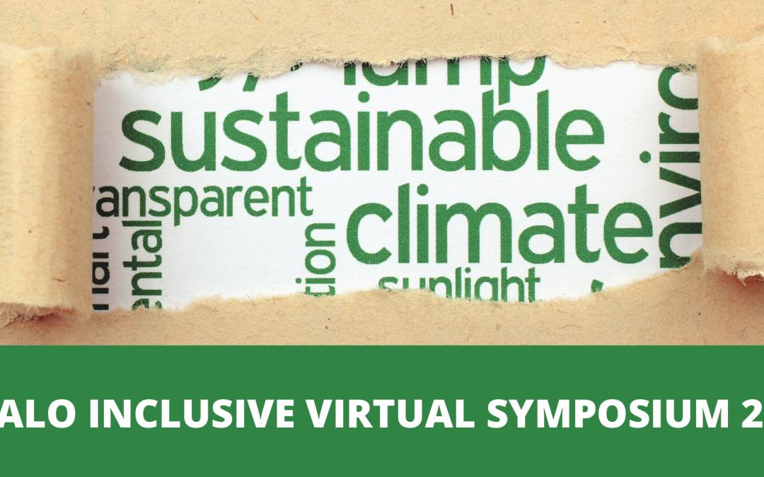 Indalo Inclusive Virtual Symposium 2021